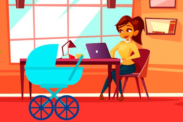 Бизнес в декрете: идеи для мам