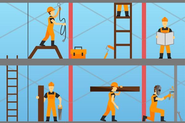 Выбираем коды ОКВЭД для строительной компании