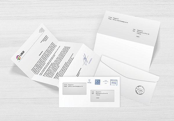 Запущен новый сервис Web-2-Print для отправки бумажных  писем через интернет