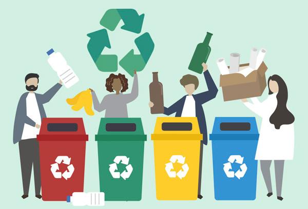 Есть ли в россии переработка мусора