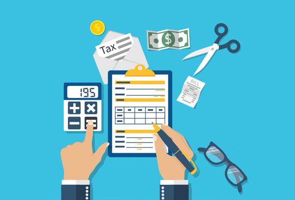 Как рассчитать налог для УСН «доходы минус расходы» в 2018 году: формула и пример