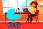 Какой бизнес подойдет для женщины в декрете