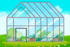 Теплицы для выращивания зелени круглый год: бизнес-план
