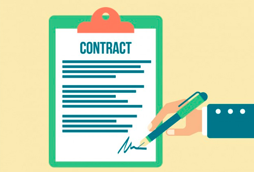 Договор с работником без оформления