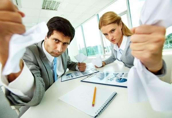 Акт приема передачи дел при увольнении
