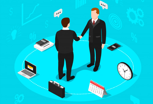 Бизнес-партнеры