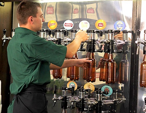 Пиво на разлив бизнес план бизнес план кухня ресторана