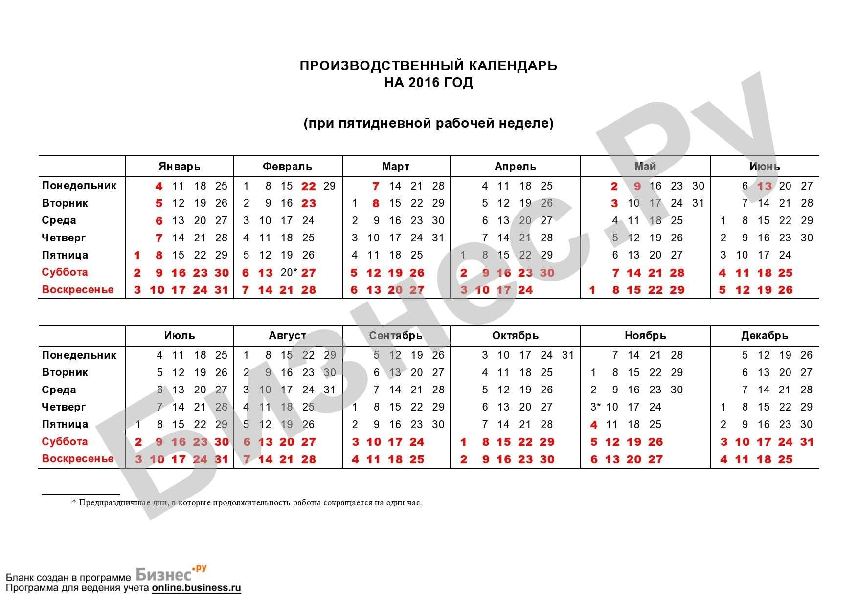 Календарь праздников за май