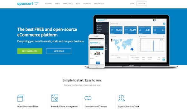Изображение - Варианты бизнеса в интернете, их плюсы и минусы opencart2