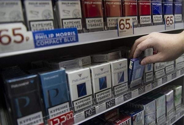 Ограничение цены на табачные изделия купить упаковку для сигарет оптом